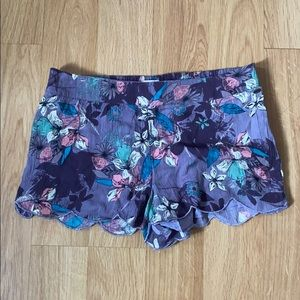 O'NEILL floral shorts